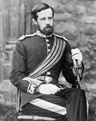 The Earl of Aberdeen, Governor General of Canada from 1893 to 1898. Date: January 1894. Photographer: William James Topley. Reference: Library and Archives Canada, PA-027334.