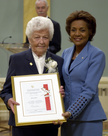 <p>A special ceremony was held at Rideau Hall on Monday, April 24, 2006, during National Volunteer Week, to mark the first 10 years of the Governor General's Caring Canadian Award.</p>