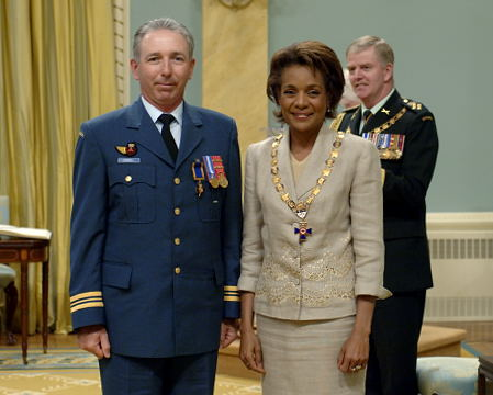 <P>Her Excellency the Right Honourable Michaëlle Jean, Governor General and Commander-in-Chief of Canada, invested 56 members of the Canadian Regular and Reserve Forces into the Order of Military Merit during a ceremony held at Rideau Hall on June 2, 2006.</P>