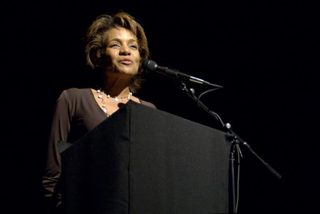 Her Excellency the Right Honourable Michaëlle Jean, Governor General of Canada, and His Excellency Jean-Daniel Lafond attended the CBC's True North Concert in Yellowknife on June 20, 2006.  The Governor General delivered short remarks during the concert.  The performance showcased musical talent from all regions of Northern Canada.