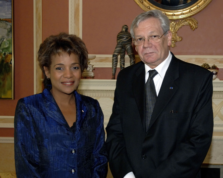 <p><b>His Excellency Jean Lint</b>