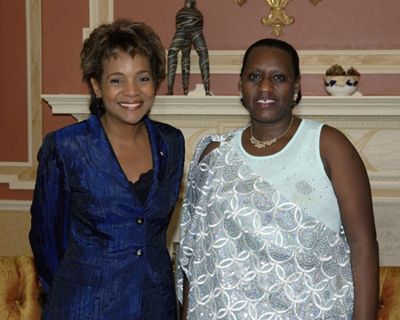 <p><b>Her Excellency Appolonie Simbizi