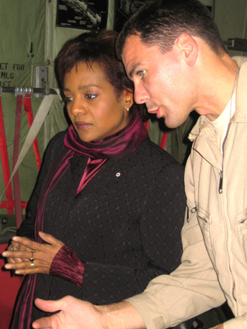 Governor General in Afghanistan