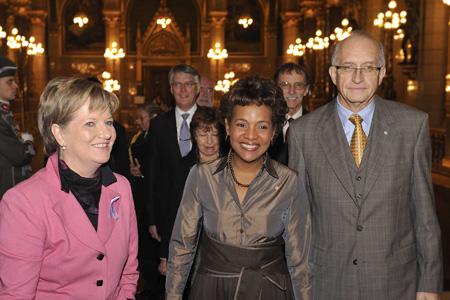 Visite d'État de la Gouverneure du Canada en Europe de L'est 3642