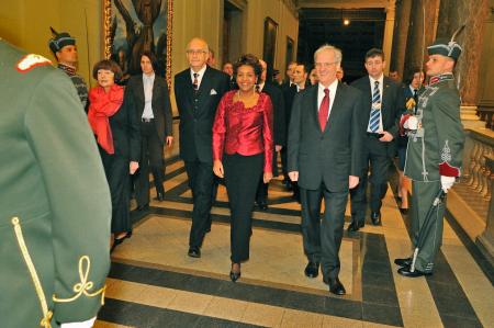 Visite d'État de la Gouverneure du Canada en Europe de L'est 3656