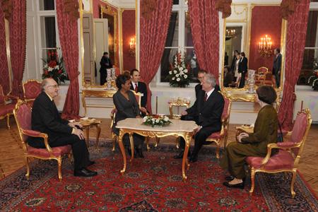 Visite d'État de la Gouverneure du Canada en Europe de L'est 3722