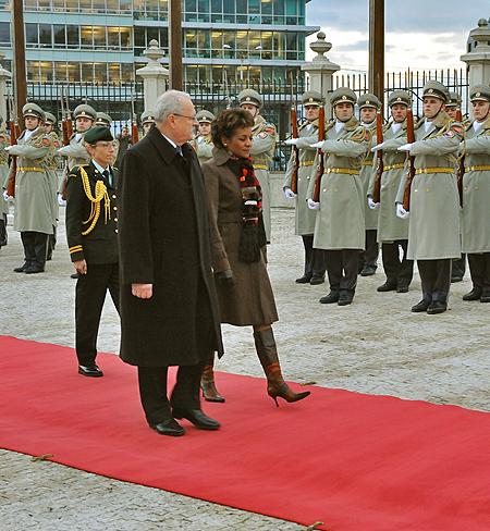 Visite d'État de la Gouverneure du Canada en Europe de L'est 3759