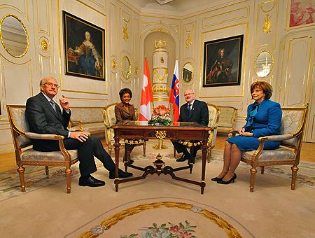 Visite d'État de la Gouverneure du Canada en Europe de L'est 3761