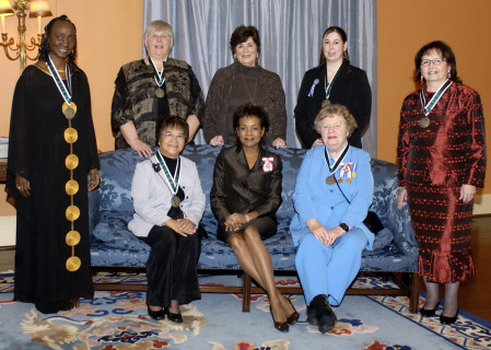 <h3>Governor General's Awards in Commemoration<br> of the Persons Case</h3>