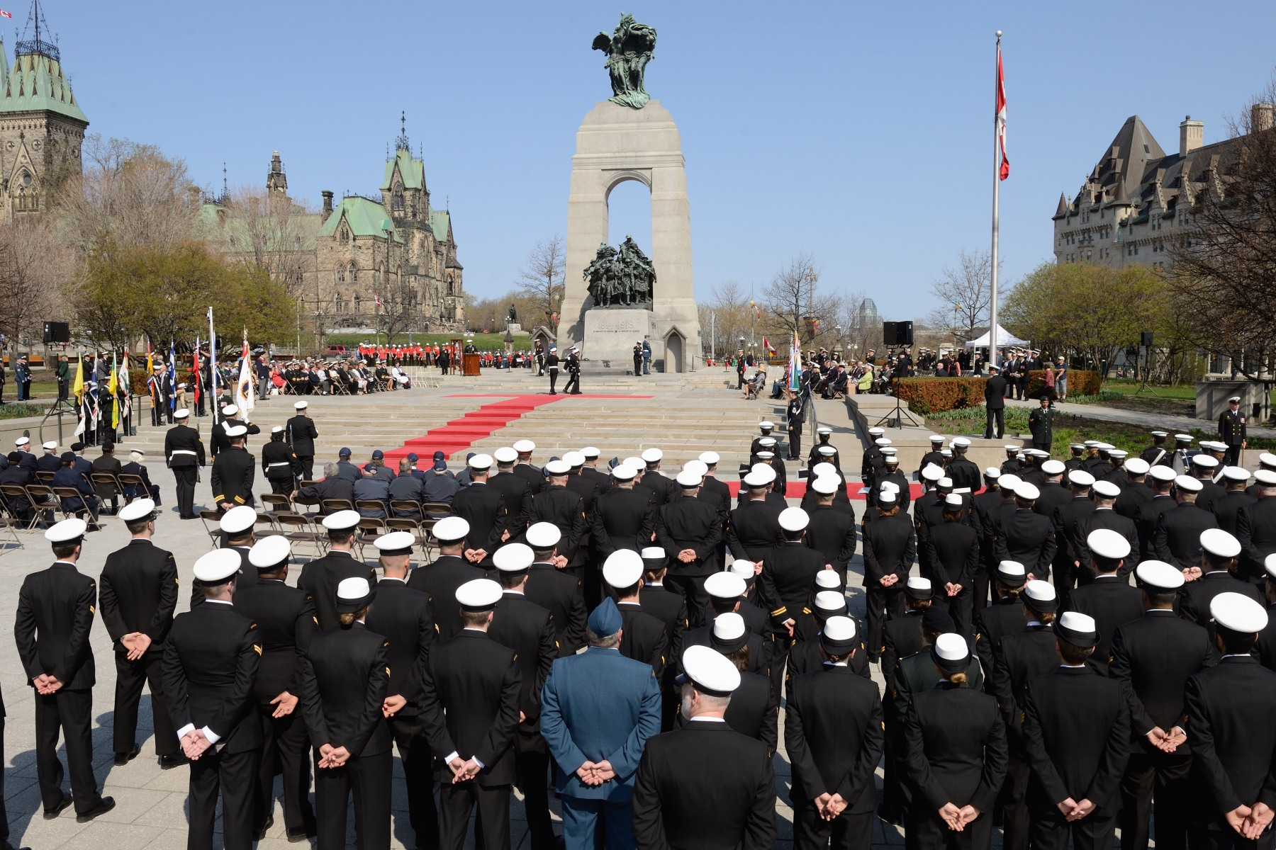On May 3, 2015, His Excellency the Right Honourable David Johnston, Governor General and