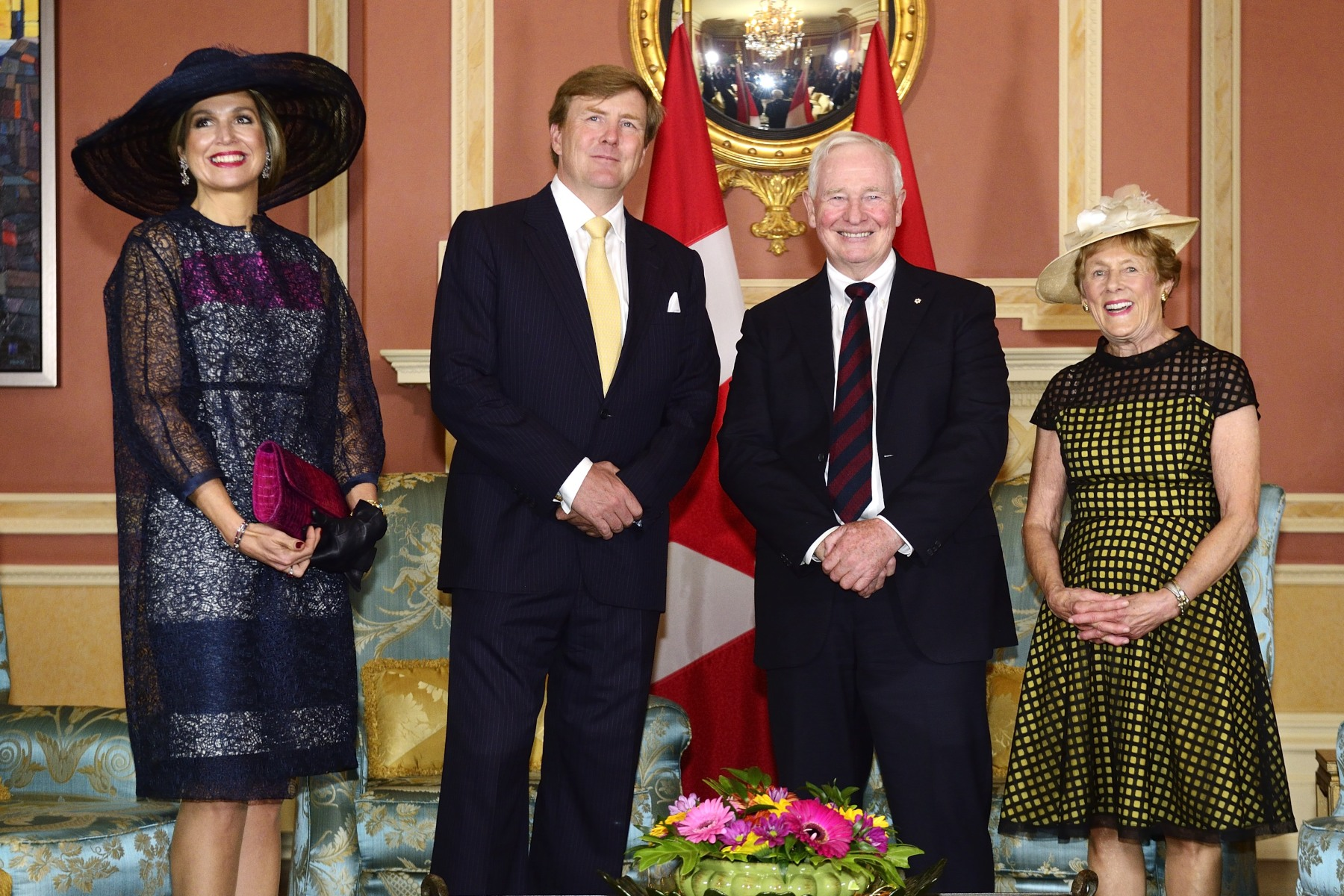 This year marks the 70th anniversary of the Liberation of the Netherlands during the Second World War. The State visit will highlight Canada's contribution to that historic struggle, and the tremendous friendship and co-operation between both countries.
