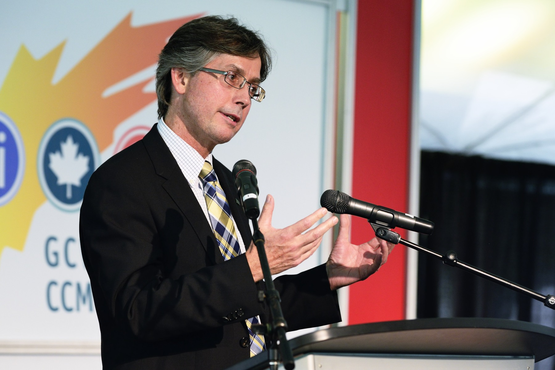 The national chair of GCWCC, Mr. William F. Pentney, delivered remarks for the occasion. Mr. Pentney is Deputy Minister of Justice and Deputy Attorney General of Canada.