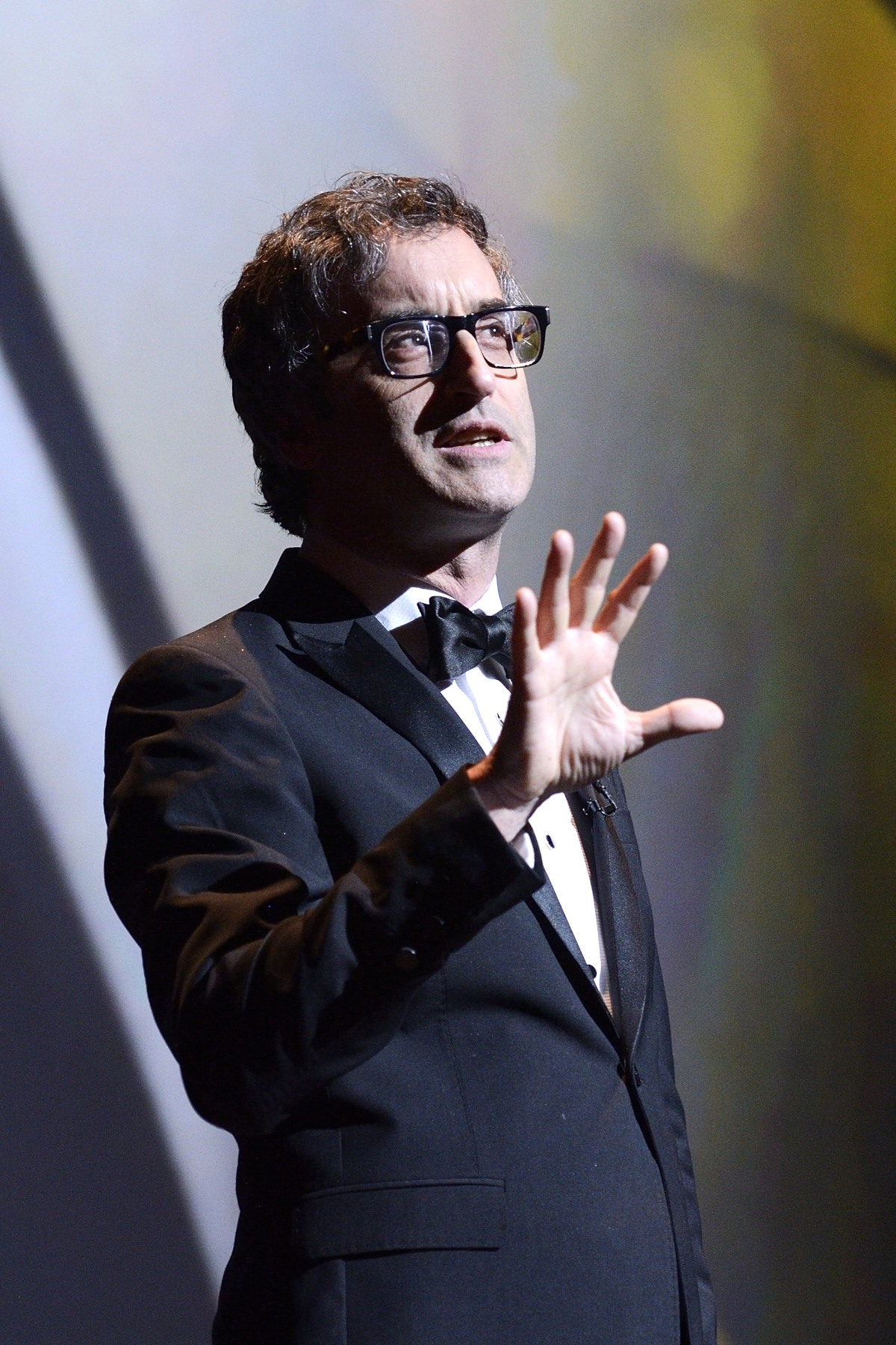 Don McKellar paid tribute to...