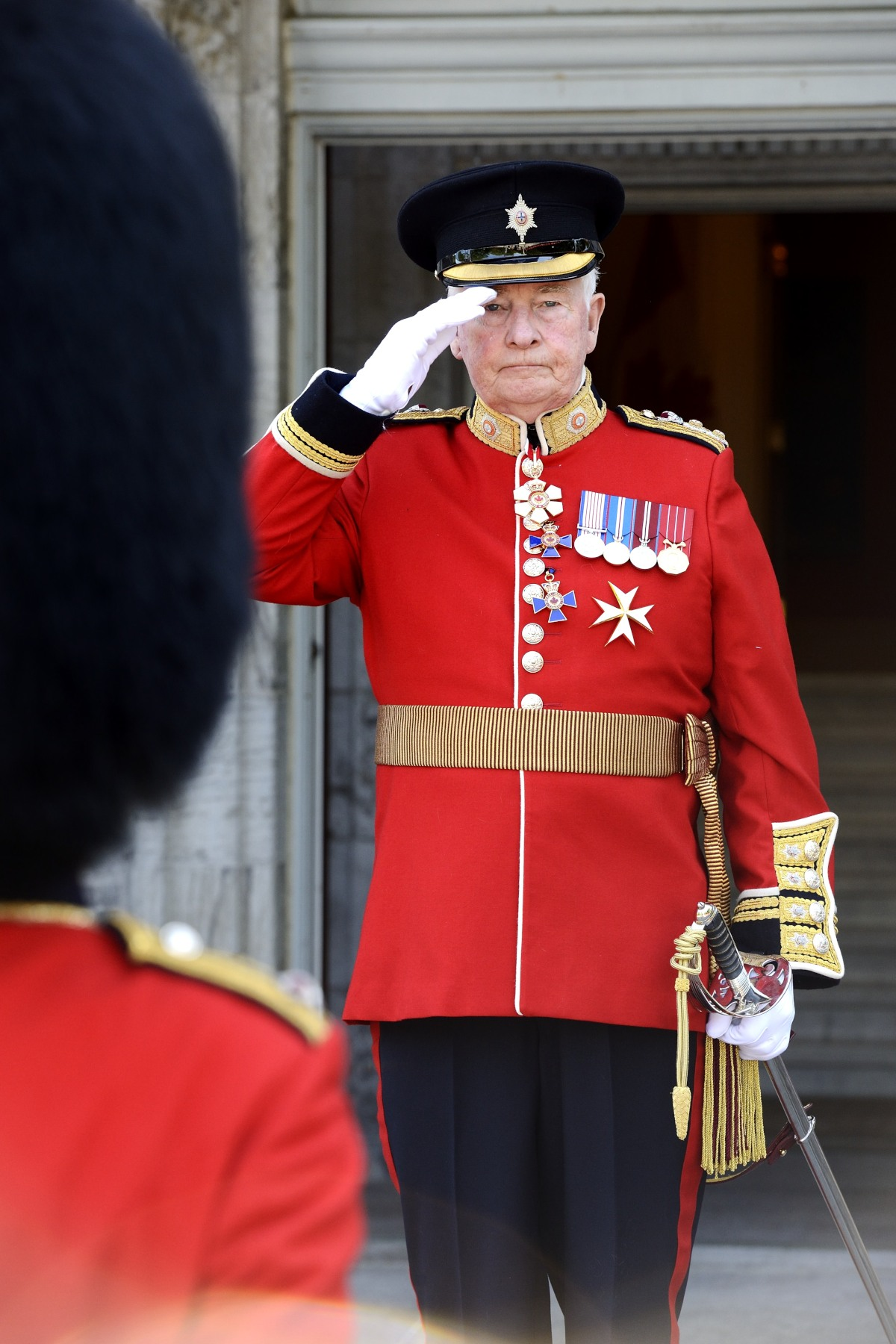 The governor general is commander-in-chief of Canada. This role has been expressly conferred on the governor general as per the Letters Patent Constituting the Office of Governor General and Commander-in-Chief of Canada (1947). As such, the governor general plays a major role in recognizing the importance of Canada's military at home and abroad.