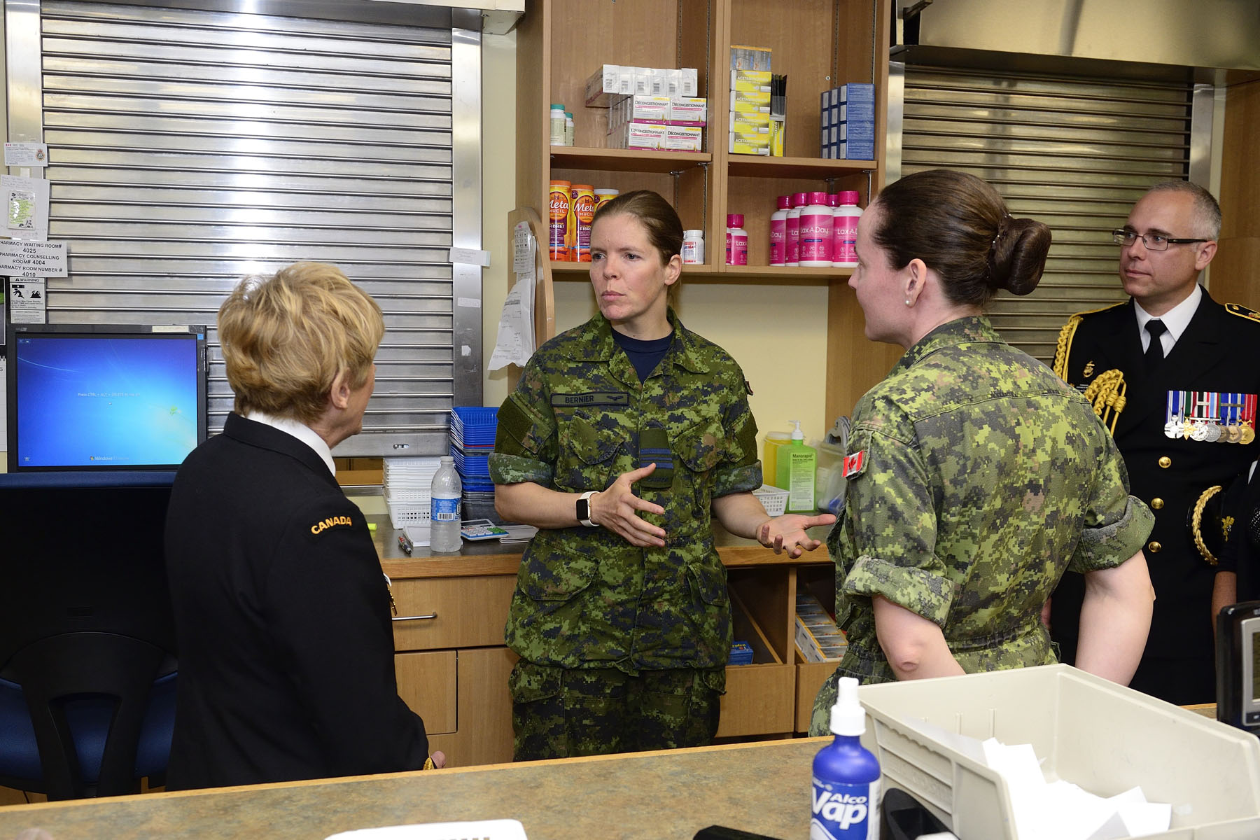 The CAF has a wide variety of mental health services and programs available to its members.