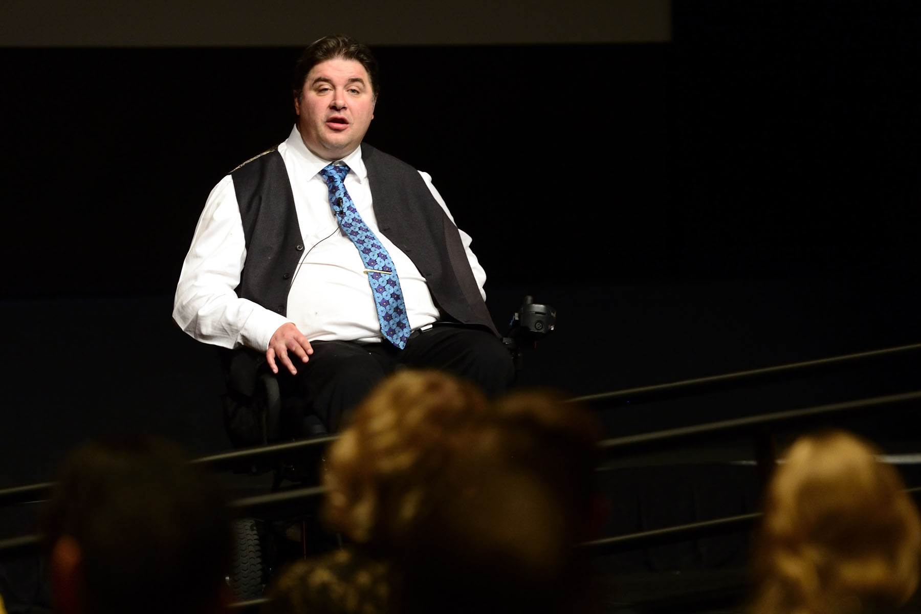 The Honourable Kent Hehr, Minister of Veterans Affairs Canada and Associate Minister of National Defence, delivered remarks.