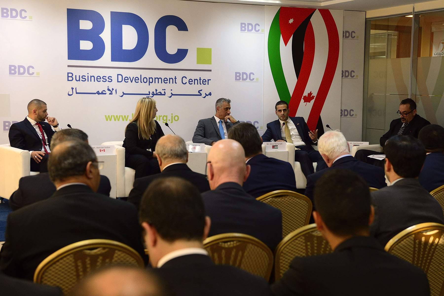 Established in 2004 the BDC is a non-profit organization committed to fostering economic development and public reform in Jordan and the Middle East.