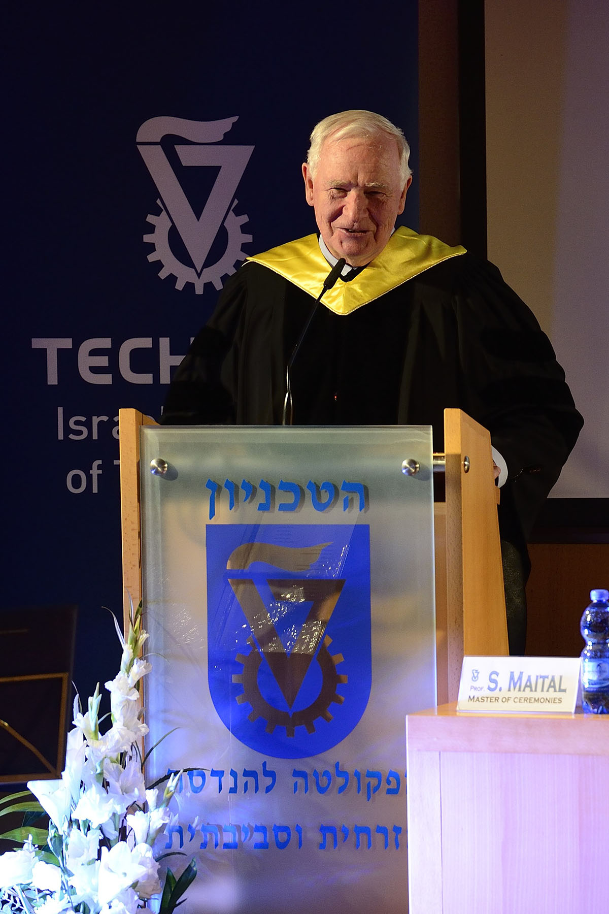 "His Excellency delivered an address on how diversity and innovation reinforce each other: ""I believe the future belongs to those who embrace diversity and build cultures of innovation with global reach. Innovation, in my view, is an economic and social process, a means by which productivity is improved and better ways of organizing and operating are achieved as a society."