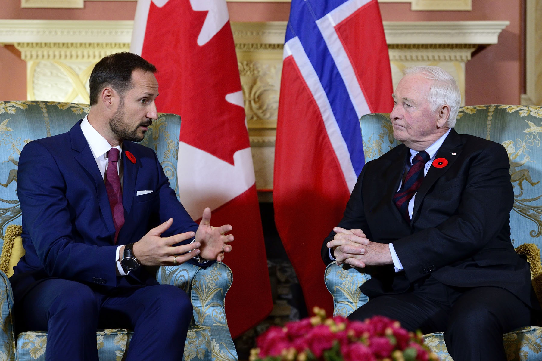 Canada and Norway enjoy a long tradition of cooperation.