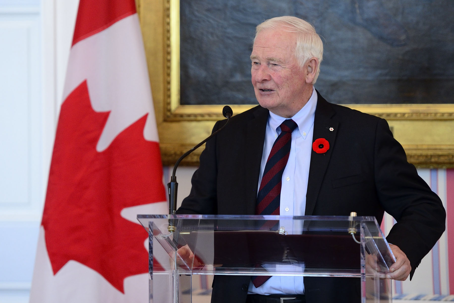 """Canada and Norway have a wonderful history of friendship and co-operation. We share values and aspirations of building smart, caring societies that look out to the world with confidence and openness. We believe in learning, excellence and equality of opportunity, and we have so much to learn from each other,"" said the Governor General."