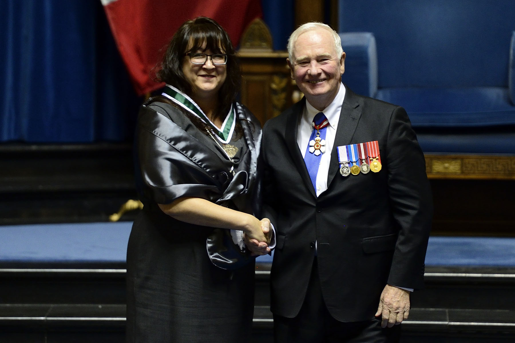 Diane Redsky,of Winnipeg, Manitoba, is a visionary thinker and community leader who has dedicated her life to advancing gender equality, particularly for Indigenous women.