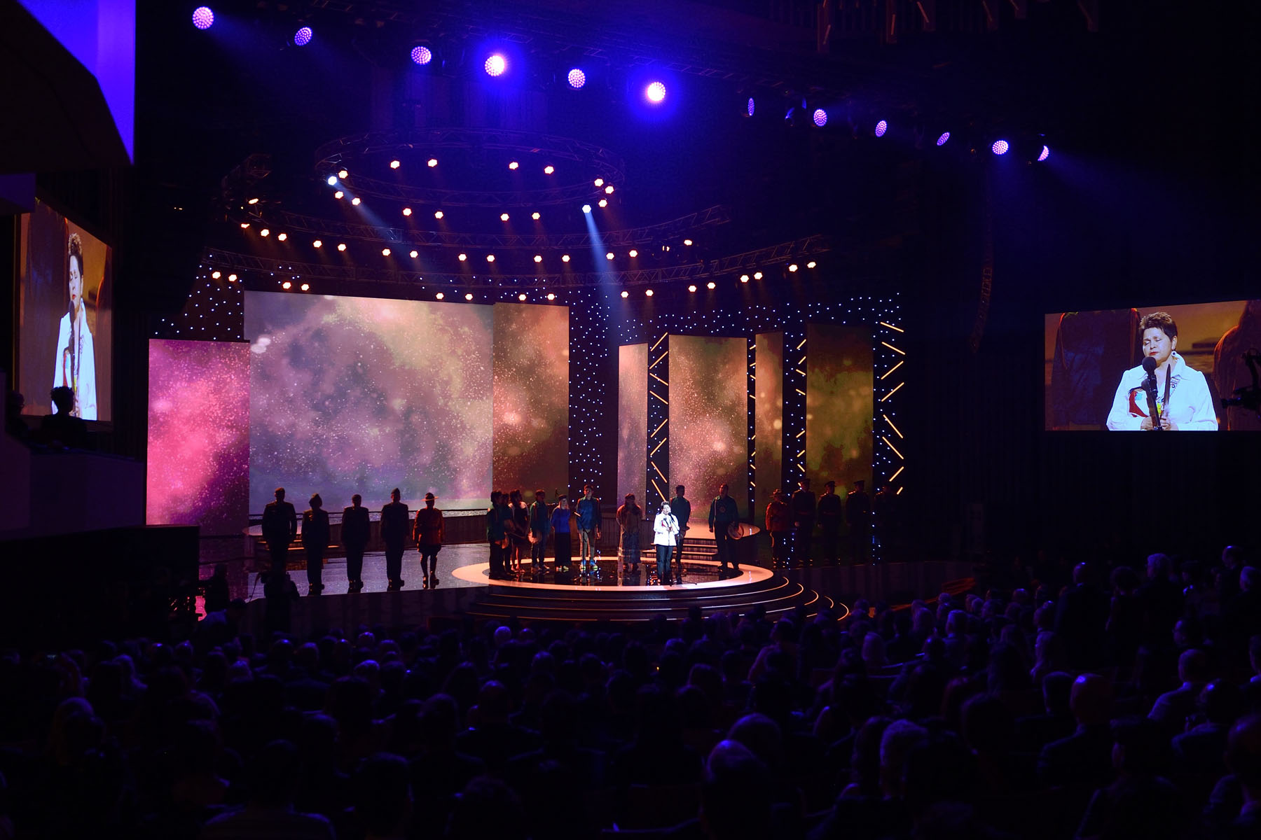 For the past 24 years, the Indspire Awards have celebrated the significant contributions of Indigenous people in Canada by fostering self-esteem and pride within the Indigenous community and by providing outstanding role models for their youth.