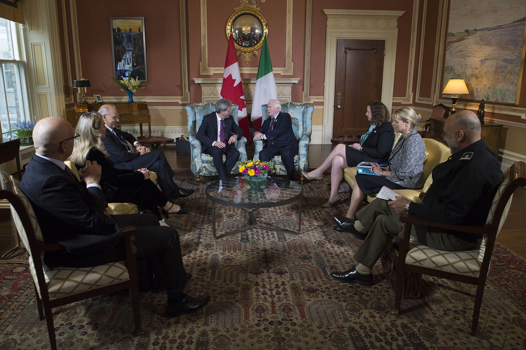 Canada and Italy have a strong commercial relationship, historic people-to-people ties and a longstanding academic relationship, reinforced by inter-university and private-public academic agreements.