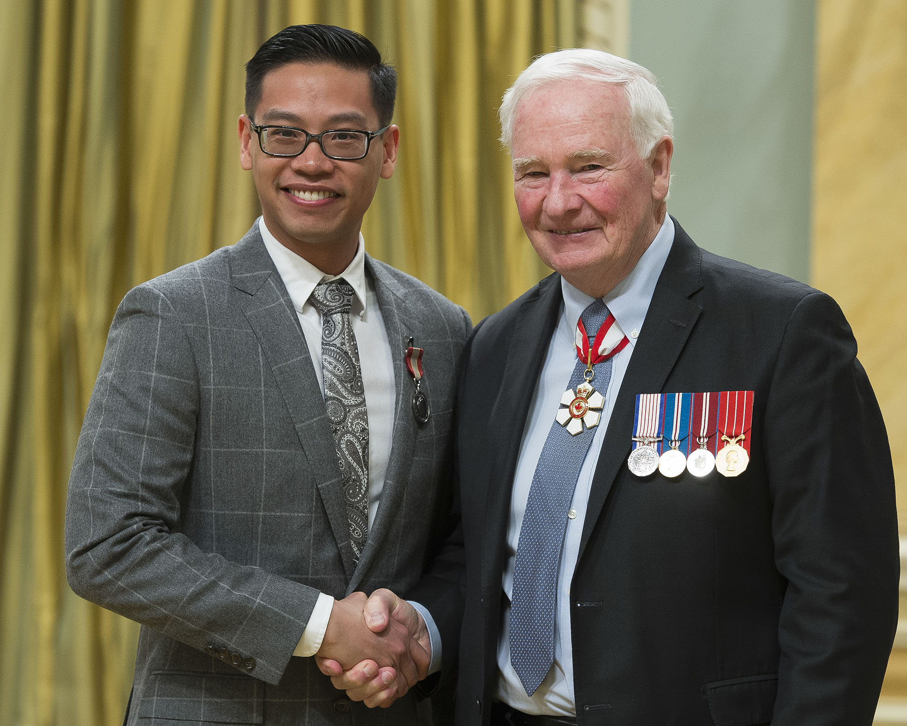 Vinh Phan has dedicated countless hours to assisting underprivileged and at-risk youth. Having worked to establish both Rumie and the Teen Legal Helpline, he has enabled young men and women in Canada and around the world to have access to legal advice and to engage with educational materials on an equal and unbiased basis.