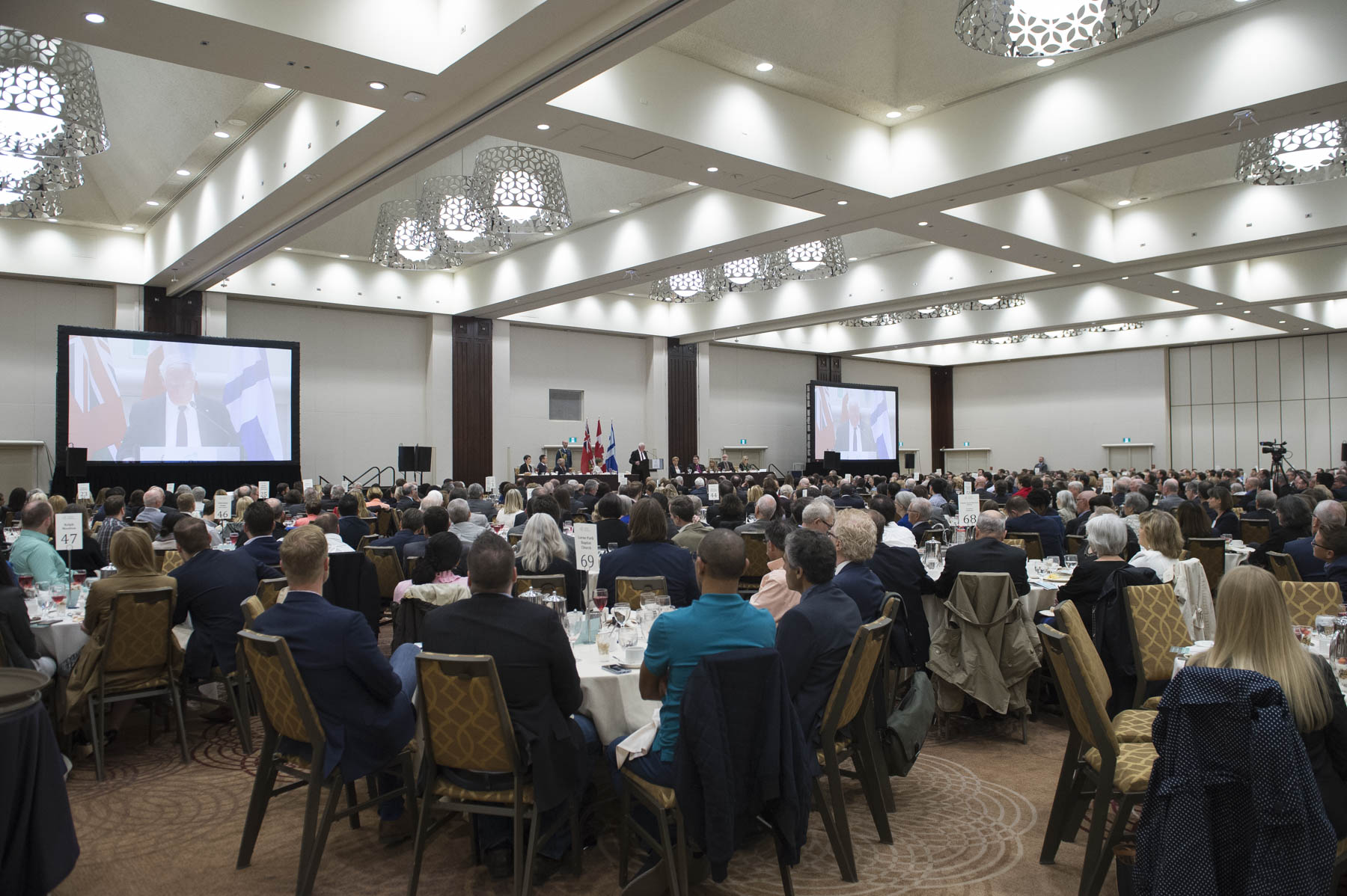 The Ontario Prayer Breakfast is an annual opportunity for the Christian community to gather together to support members of the provincial parliament and city councillors in prayer.