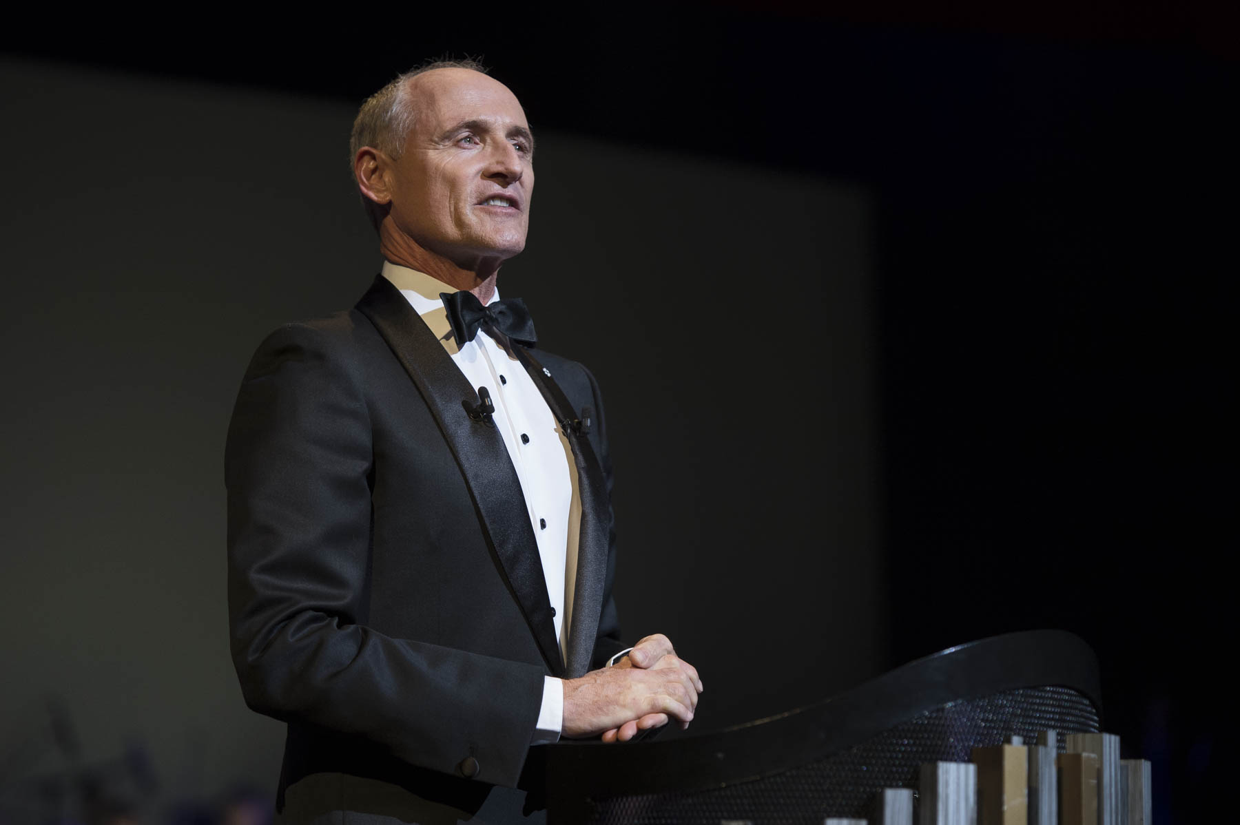 Canadian actor Colm Feore was the host of the glittering gala, a star-studded event featuring moving tributes and spectacular performances by some of Canada's leading artists.