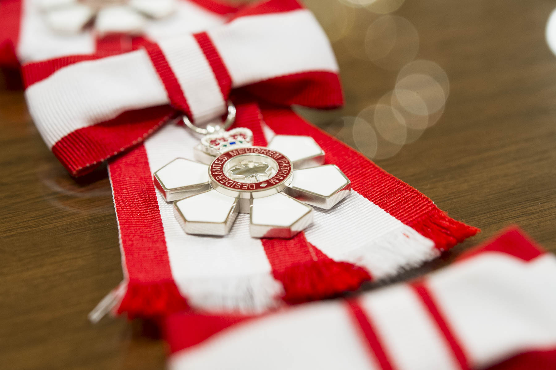 On August 25, 2017, Governor General David Johnston invested 44 recipients into the Order of Canada, one of our country's highest honour, during an investiture ceremony at Rideau Hall.