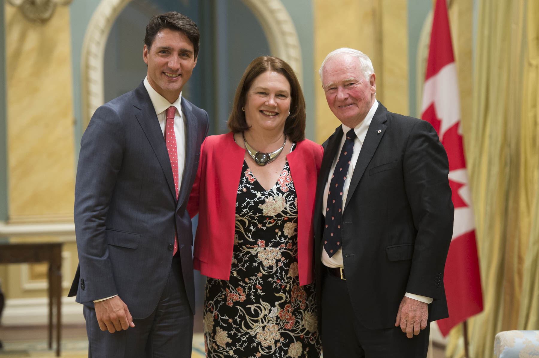 Jane Philpott, former Minister of Health, became Minister of Indigenous Services.