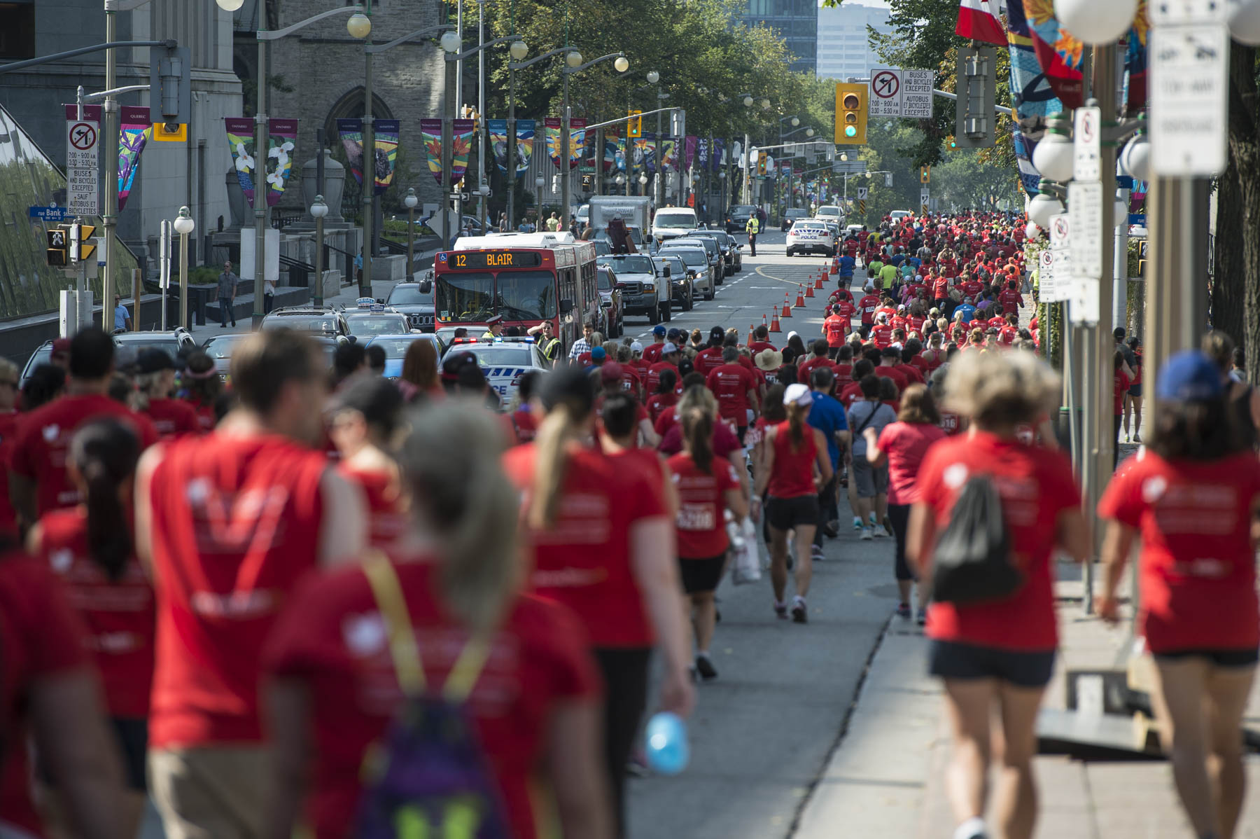In the Canada's Capital Region, federal employees have contributed to annual fundraising campaigns since 1945.