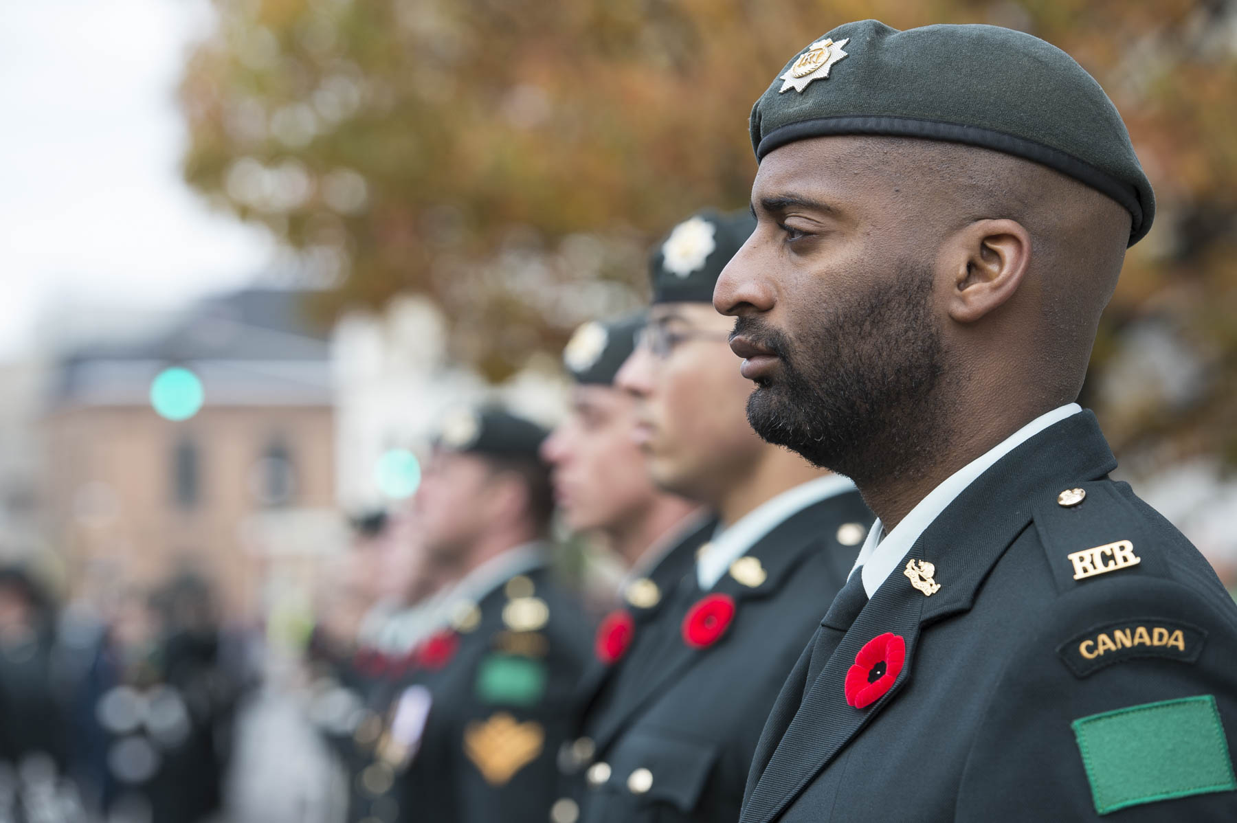 During the ceremony the Governor General received military honours, including a 100-person guard of honour, the Vice Regal Salute and a 21-gun salute from The 2nd Battalion, The Royal Canadian Regiment, and The Royal Regiment of Canadian Artillery School.