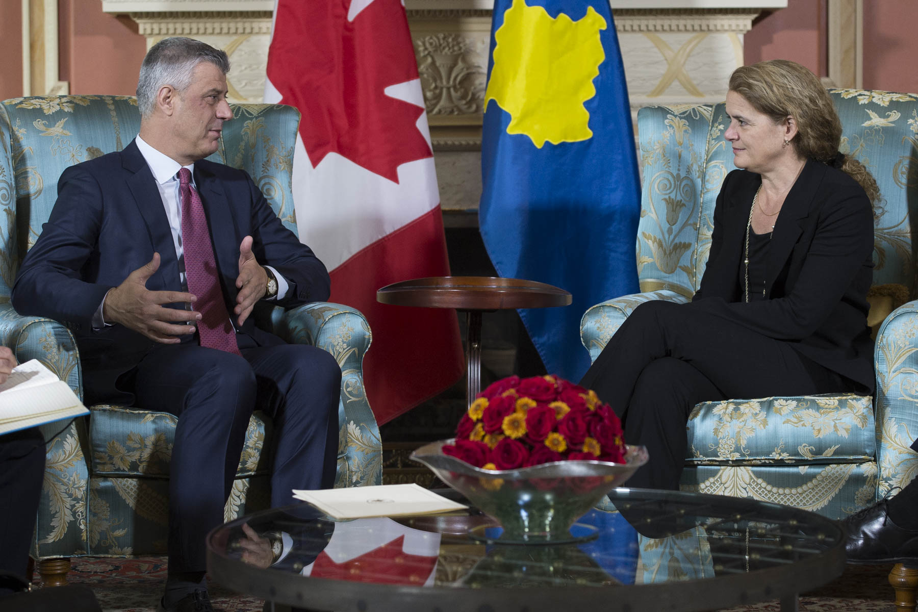 Bilateral relations between Canada and Kosovo are good, and show potential for continued development.