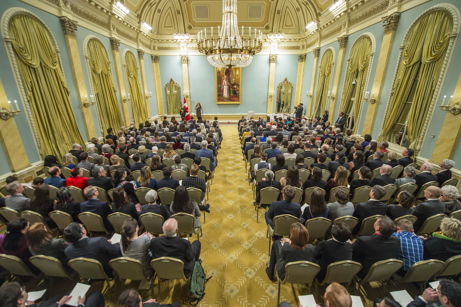 The 22nd Governor General's History Awards honoured exceptional achievements in five areas: teaching, museums, community programming, scholarly research, and popular media.