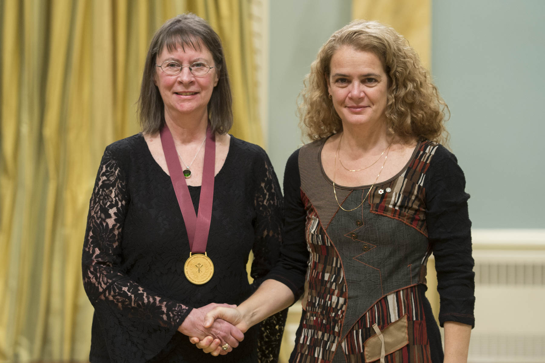 Sarah Carter from the University of Alberta in Edmonton won the Governor General's History Award for Scholarly Research (Sir John A. Macdonald Prize) for her book Imperial Plots: Women, Land, and the Spadework of British Colonialism on the Canadian Prairies.