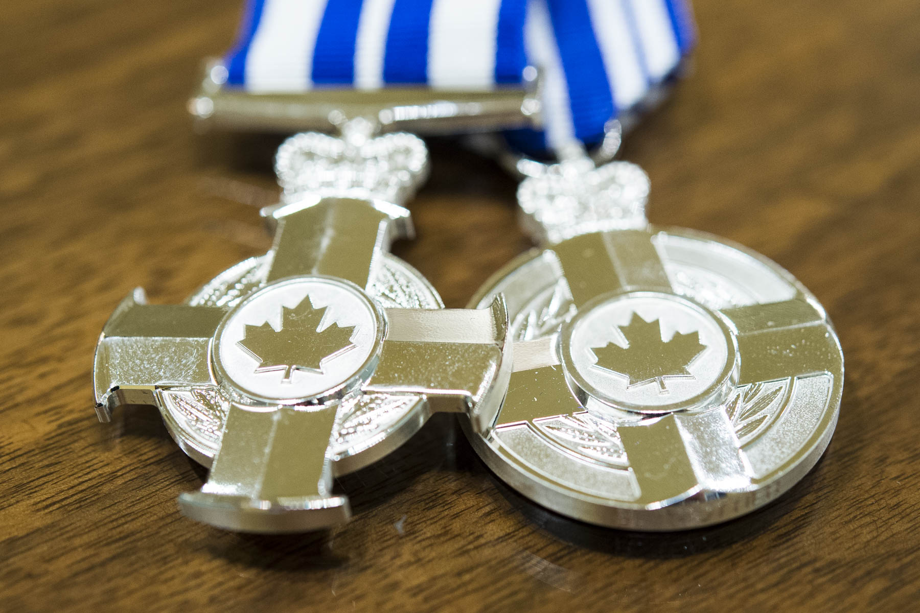 The Meritorious Service Decorations were established to recognize the extraordinary people who make Canada proud. Their acts are often innovative, set an example or model for others to follow, or respond to a particular challenge faced by a community.