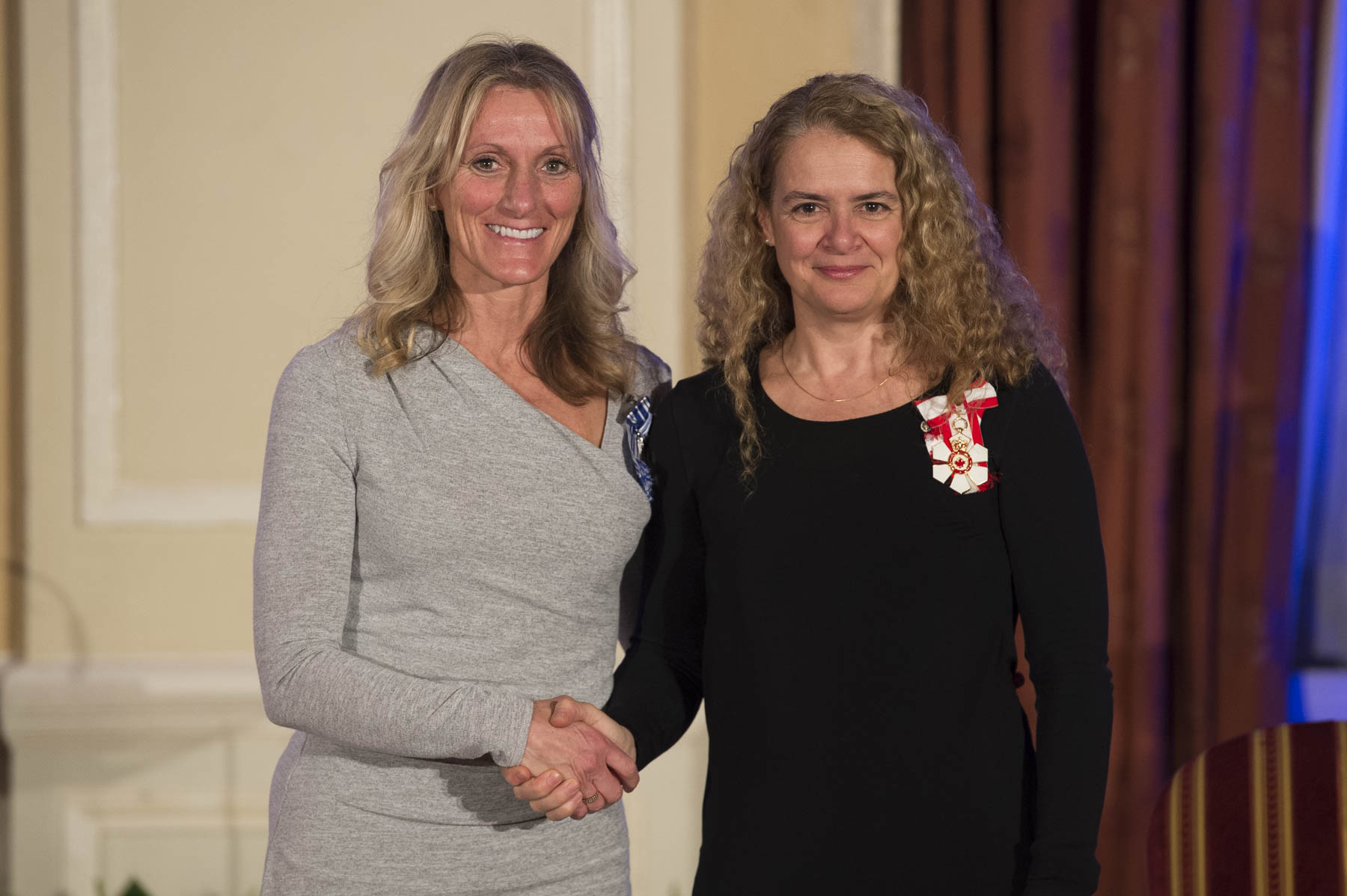 Theresa Carriere founded ONERUN in 2010 to give back to the community that supported her in her battle with breast cancer. Through the ONERUN marathons, she has covered more than 500 kilometres, while the initiative has raised over $900,000 for cancer research and patient support networks. She now travels to schools across the province to inspire youth and promote active lifestyles.