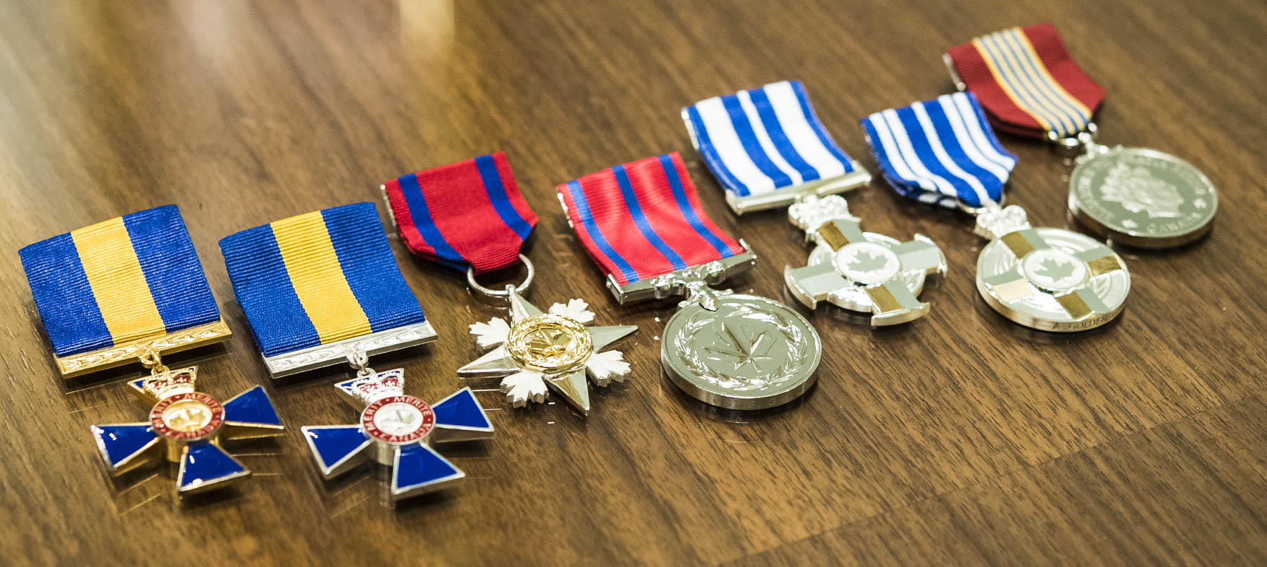 The Governor General presented honours to 43 recipients who were recognized for their excellence, courage and exceptional dedication to service.
