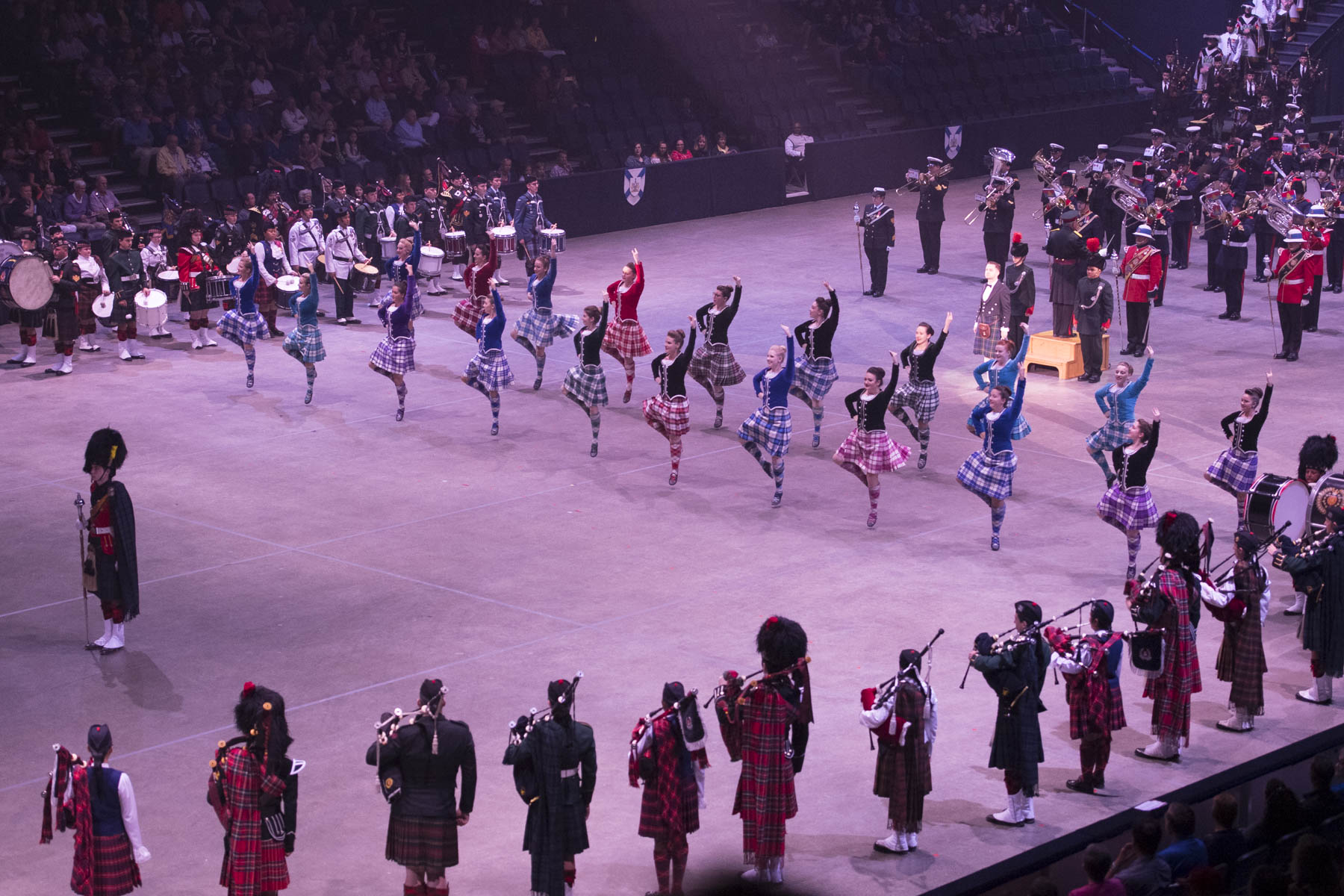 "The 2018 theme of the Royal Nova Scotia International Tattoo is ""Women in Service."""
