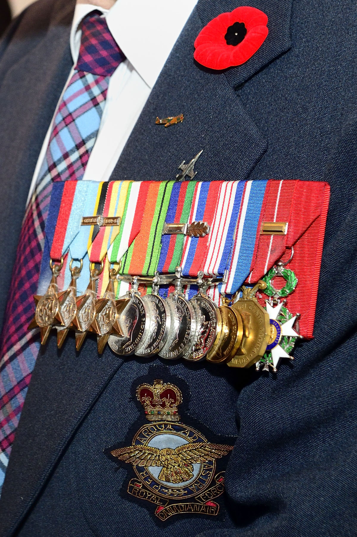 Each year, the poppy blossoms on the lapels and collars of more than 18 million Canadians.
