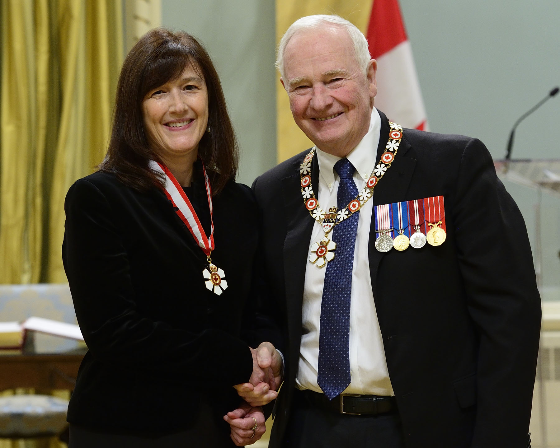 Geochemist Barbara Sherwood Lollar has earned global renown for her contributions to environmental preservation and to our understanding of life underground. A Canada Research Chair and professor in earth sciences at the University of Toronto, she pioneered the use of stable isotopes to pinpoint sources of contamination in our groundwater resources, a breakthrough that is helping practitioners remediate polluted areas. While conducting field research in South Africa and Canada, she discovered and analyzed environments conducive to life deep within the Earth's crust, a finding that has implications for the search for life on other planets.