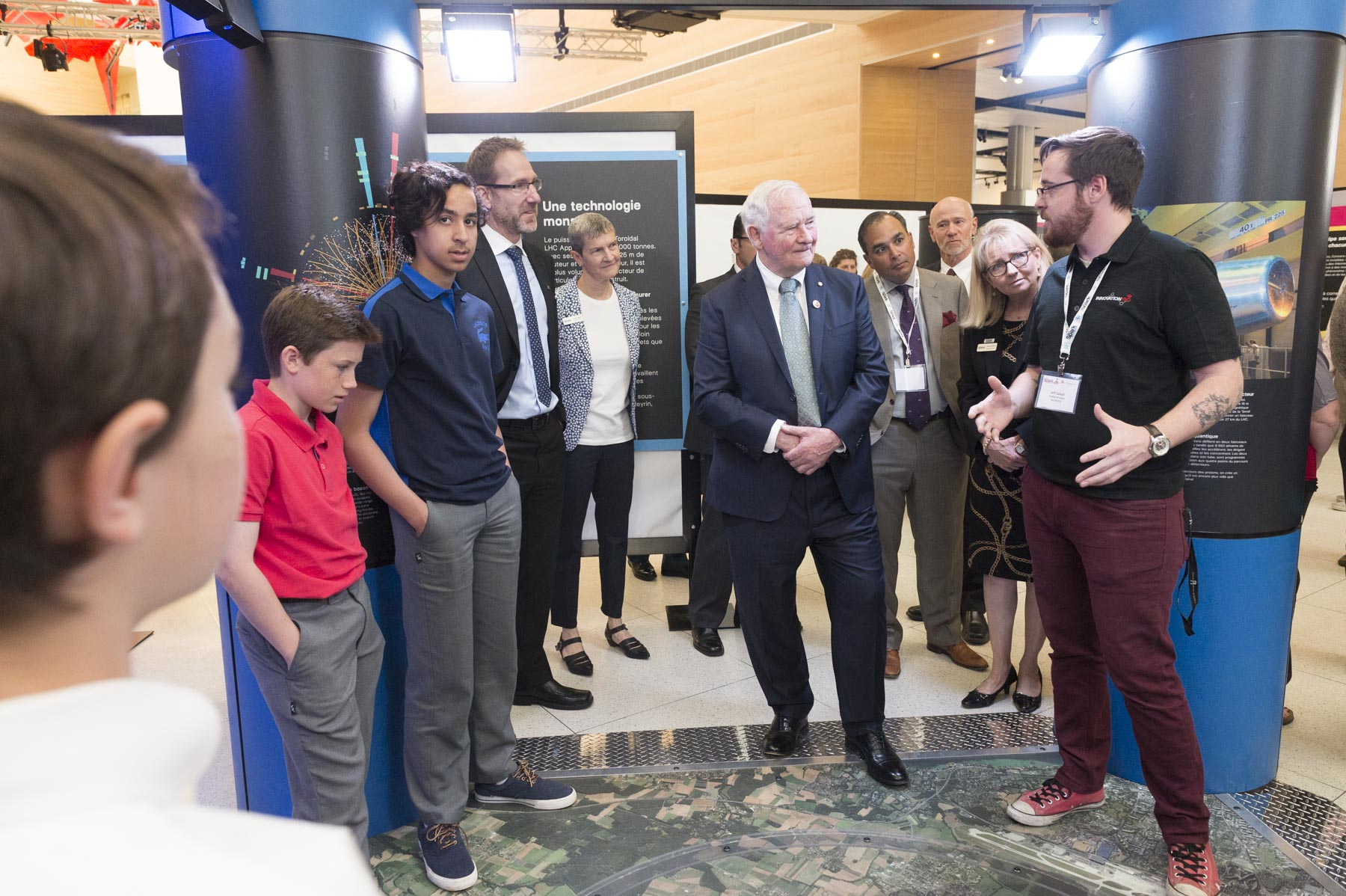 It also brings cutting-edge programming in science, technology, engineering and more to more than 60 communities across the country, with a special focus on youth and Indigenous audiences.