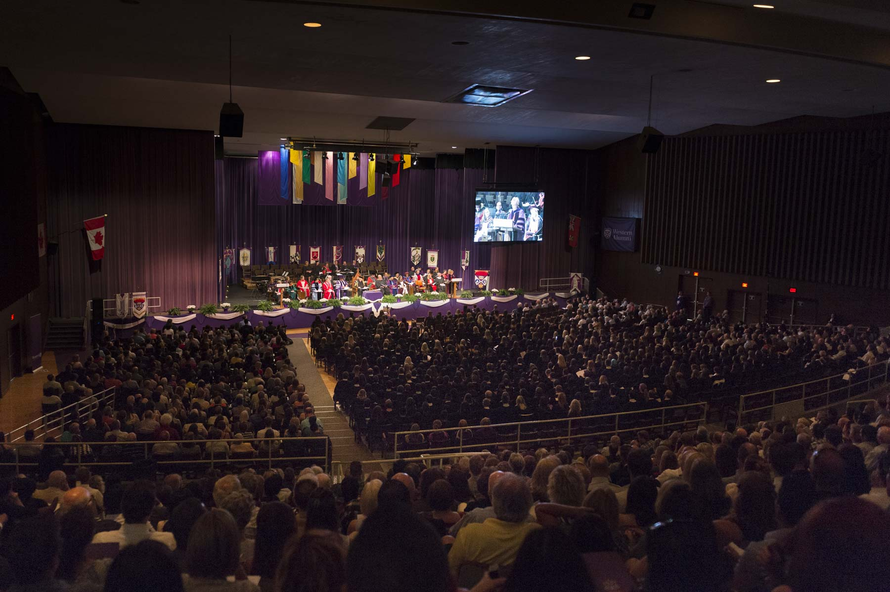 This Western University convocation saw students graduating from the School of Graduate & Postdoctoral Studies, Faculty of Health Sciences (Nursing) and the Faculty of Law.