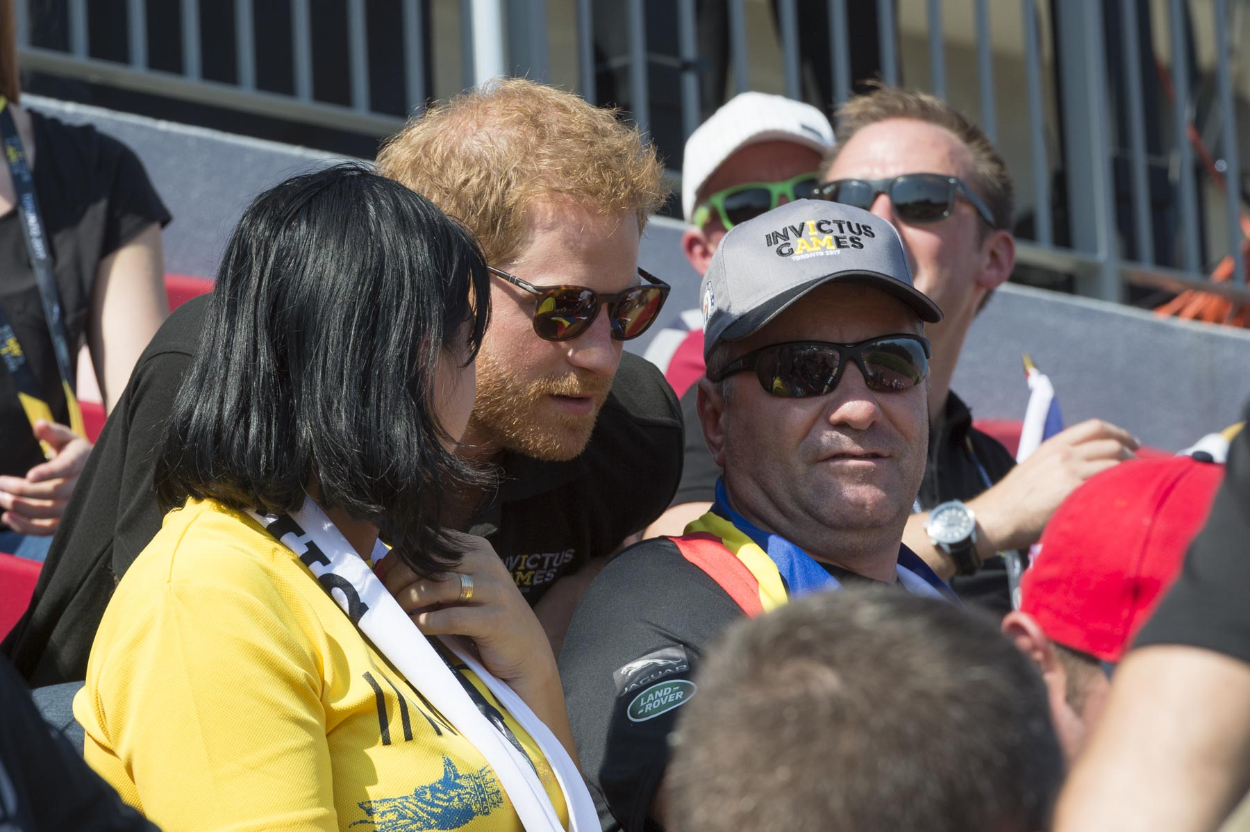 His Royal Highness Prince Henry of Wales, Patron of the Invictus Games, was also in attendance.