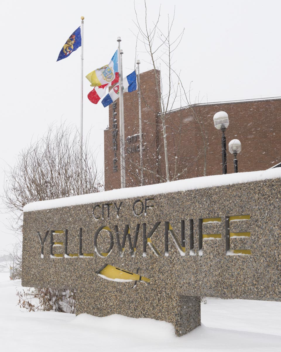 Yellowknife is celebrating its 50th anniversary as the capital of the Northwest Territories.