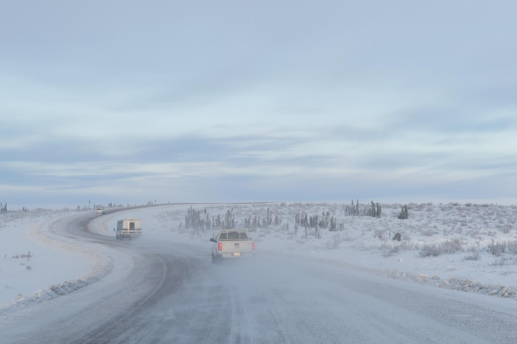 The Inuvik Tuktoyaktuk Highway is a collaborative project that aims to improve the quality of services and reduce the cost of living in the region.