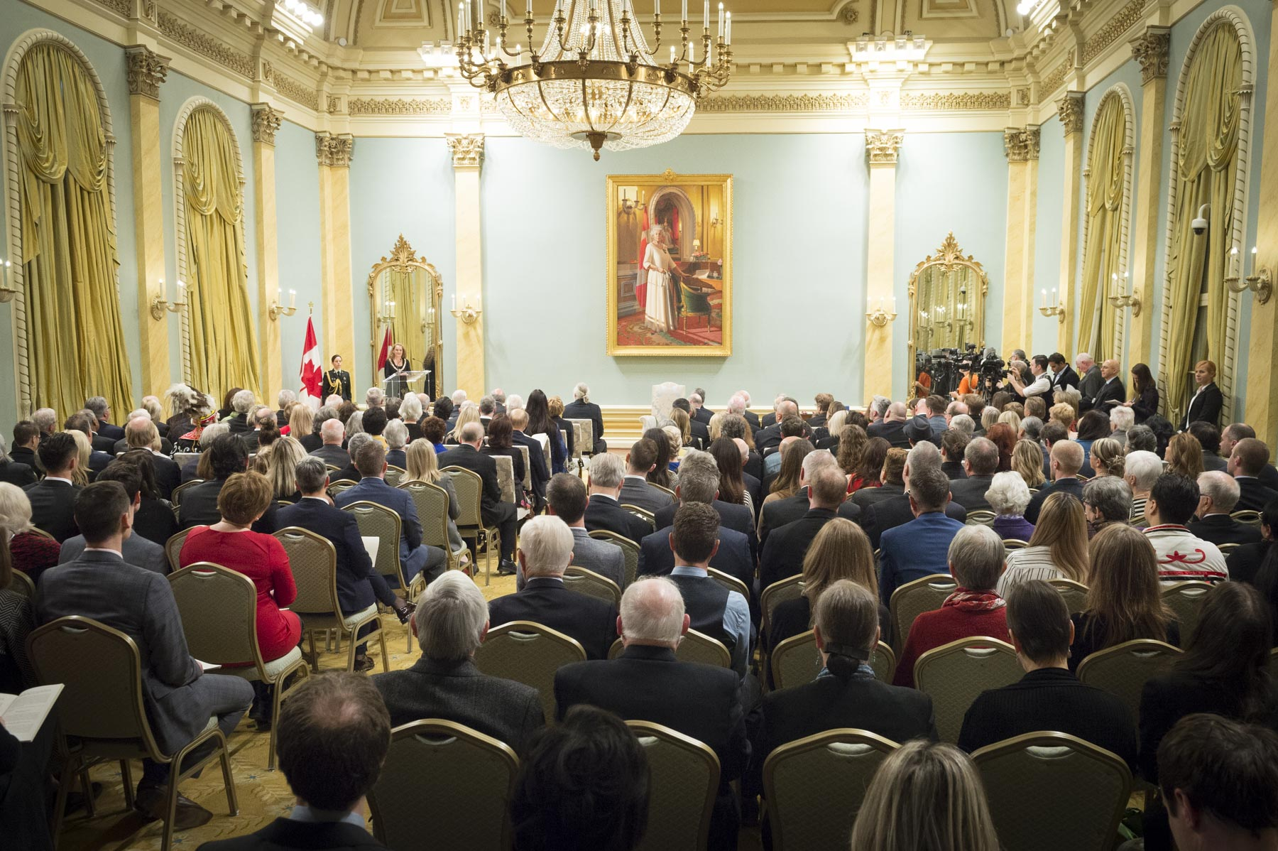 In 2017, the Order of Canada marked 50 years of honouring Canadians.