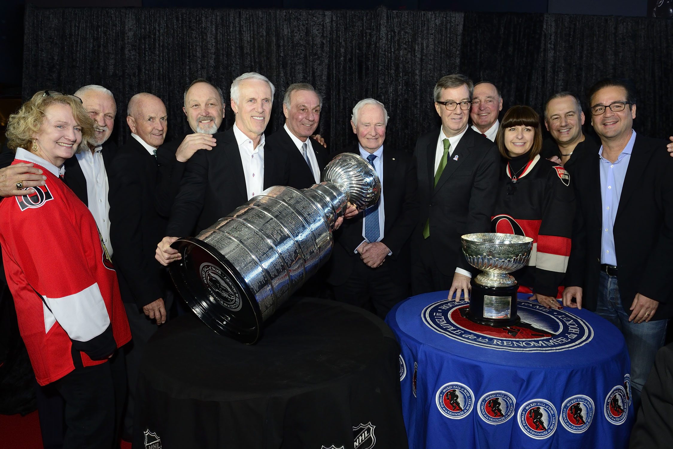 His Excellency the Right Honourable David Johnston, Governor General of Canada,